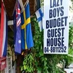Lazyboys Guesthouse