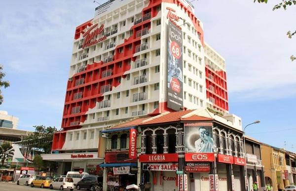 Hotel 3 Bintang di Penang