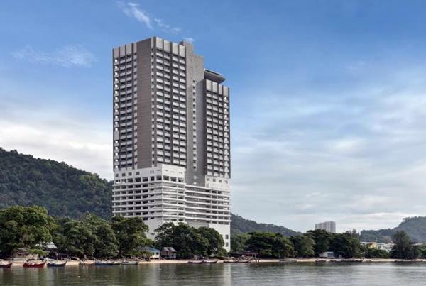 Hotel 5 Bintang di Penang (Pulau Pinang)