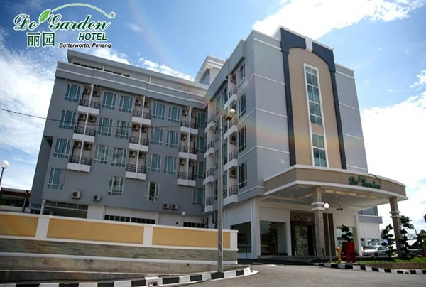 Hotel Murah Di Butterworth