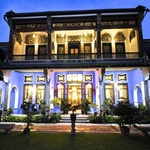 The Blue Mansion by Samadhi