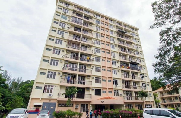 Apartment Murah Di Penang